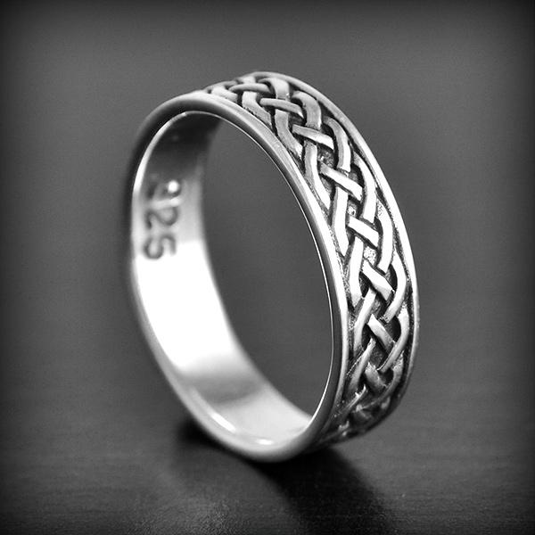 anneau celtique argent loan excalibur bijoux. Black Bedroom Furniture Sets. Home Design Ideas