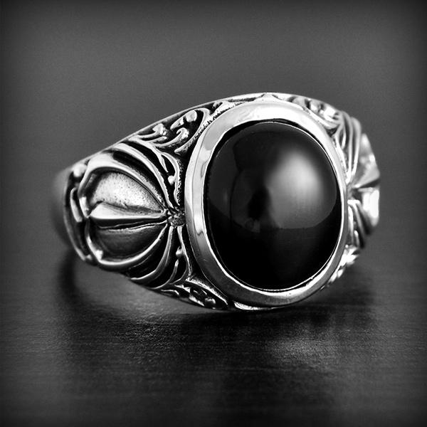 bijoux argent gothique