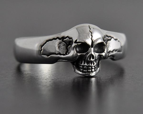 bague argent t te de mort corsaire excalibur bijoux. Black Bedroom Furniture Sets. Home Design Ideas