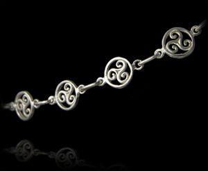 Bracelet homme triskel