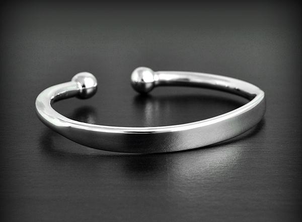 bracelet jonc argent excalibur bijoux. Black Bedroom Furniture Sets. Home Design Ideas