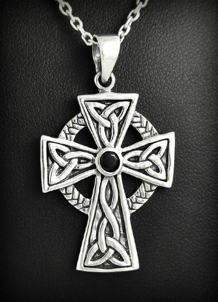 pendentif croix celte argent connor excalibur bijoux. Black Bedroom Furniture Sets. Home Design Ideas